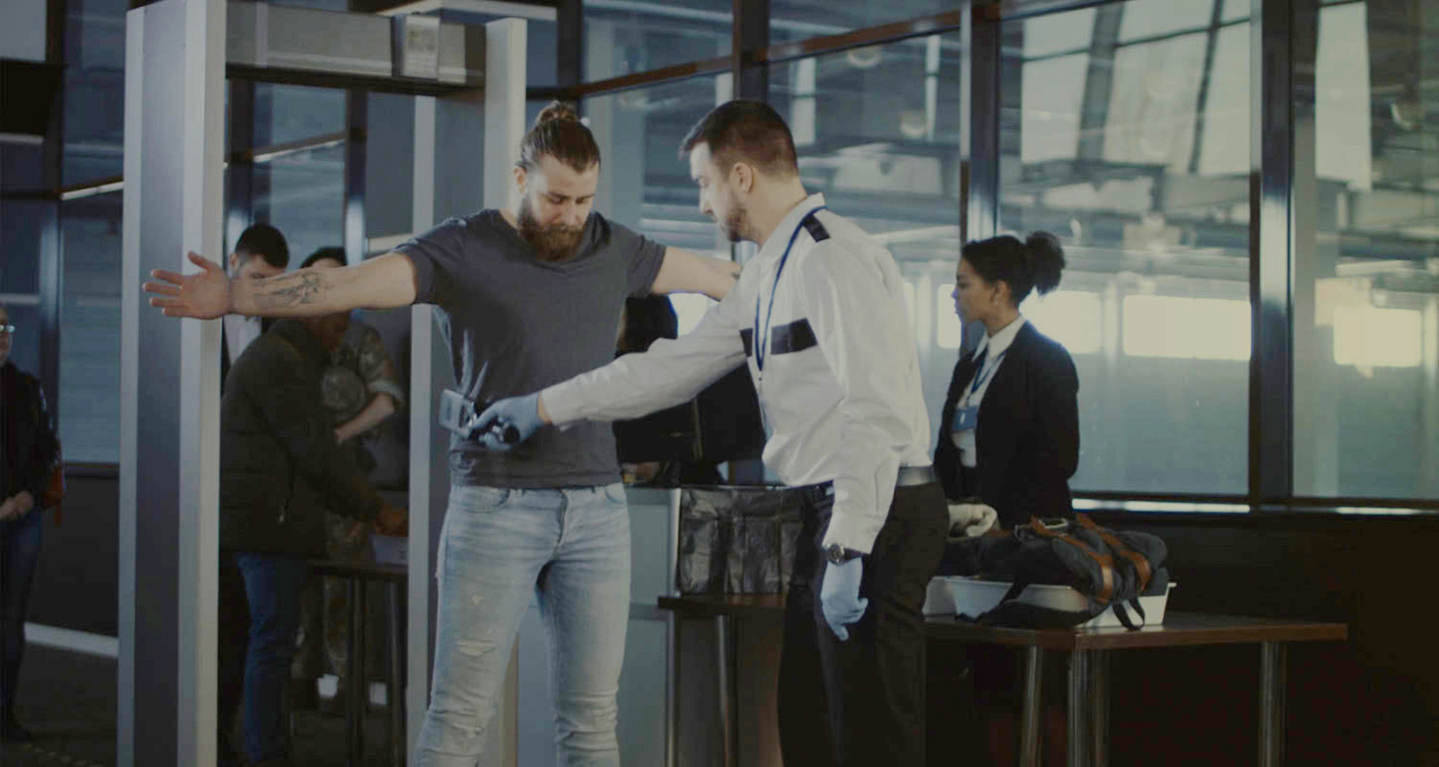 Airport Security: Why it may be the right job for you