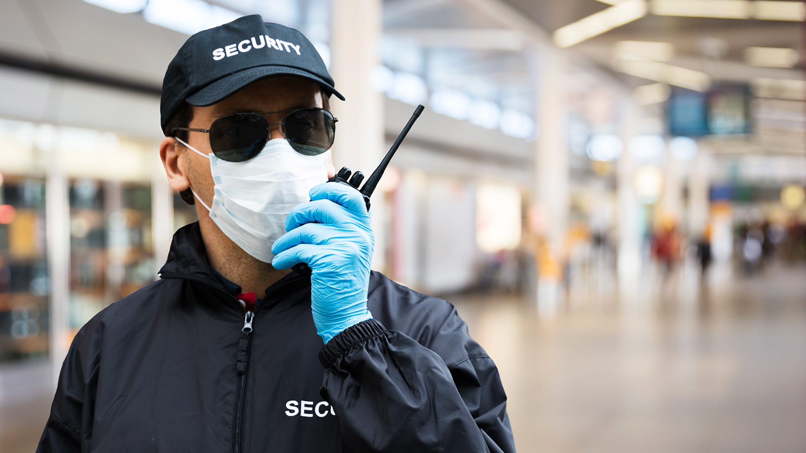 How Has Coronavirus Changed the Security Industry?